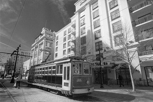 Main Street Trolley.Memphis.TN