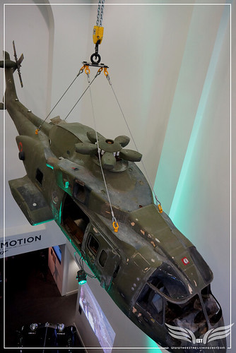 The Establishing Shot BOND IN MOTION - AUGUSTAWESTLAND AW101 HELICOPTER MODEL FROM SKYFALL @ LONDON FILM MUSEUM COVENT GARDEN (2) by Craig Grobler