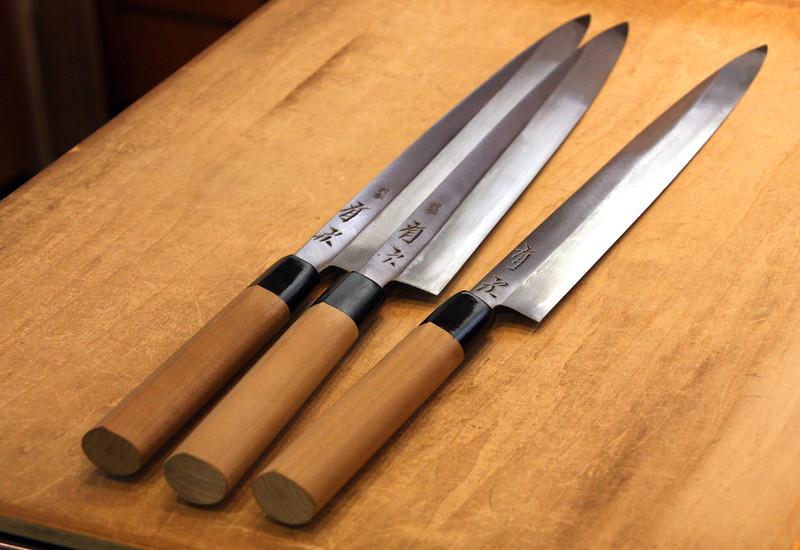 knifes nishiki market