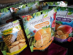 Natural Sins Fruit Thins Review