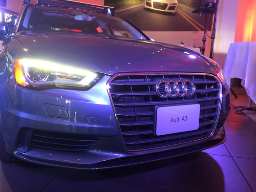 Audi Hawaii 2014 A3 Launch Party