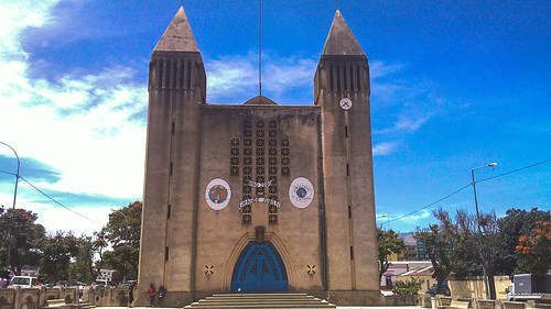Cathedral of Lubango
