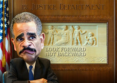 Eric Holder - Looking Forward Not Backward