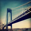 Easter Drive. #Verrazano #bridge #postcard #Brooklyn #landmark #nyc #iphonesia #cameraplus #iphoneography #iphoneonly #lensblr #personal #roadtrip