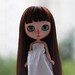 Tamiko - my first blythe OOAK
