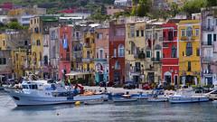 Small islands of the Mediterranean Sea