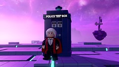 LEGO Dimensions Doctor Who Third Doctor