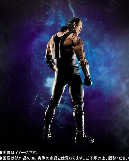 S.H.Figuarts – WWE 系列【送葬者 The Undertaker】Brothers of Destruction 看我霸氣的墓碑落下!!