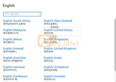 English(United Stats)