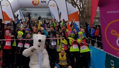 Olomoucký Winter Run vyhráli Paulík a Vikartovská