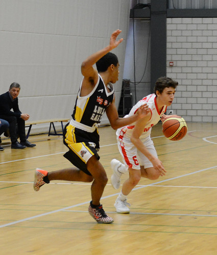 Petite Finale Sam CPE - Lugano Tigers U16  4