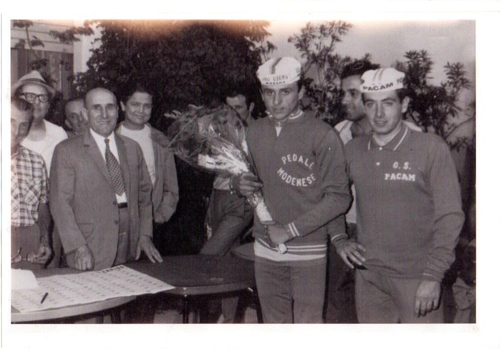 Alfonso durante una premiazione