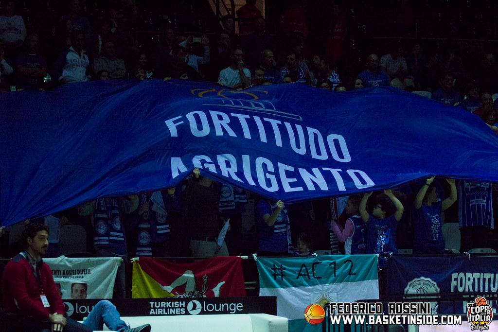 Tifo Agrigento