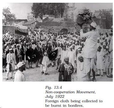 gandhiji's contribution to nationalist movement Gandhi and his contribution towards national movement article shared by : the  man who altered the character of the national movement through a new.