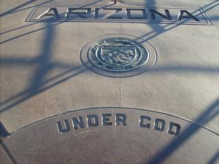 ARIZONA: Under God ... Four Corners, cómo estar en cuatro estados a la vez - 8769985754 1e010eff6e n - Four Corners, cómo estar en cuatro estados a la vez