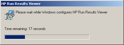 HPUFT Run Results Viewer Installation