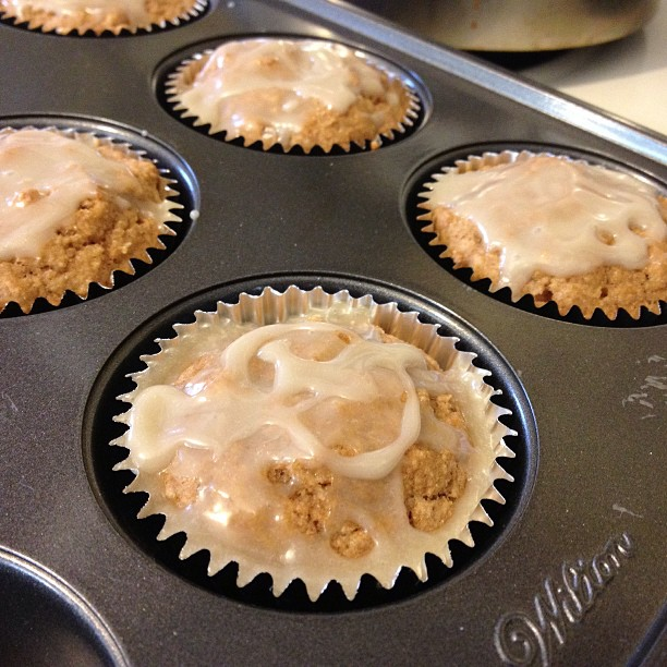Day158 Baked some vegan cupcakes (I may end up having a sugar high) 6.7.13 #jessie365