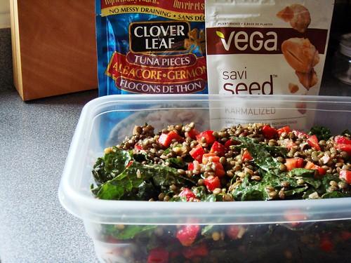 Travel Salad