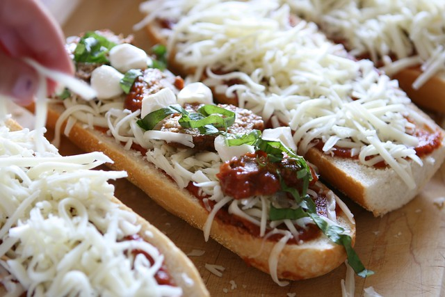 French Bread Pizza 090