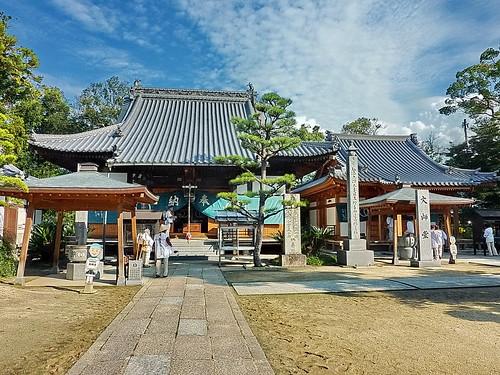 【写真】四国八十八ヶ所 : 第48番札所・西林寺
