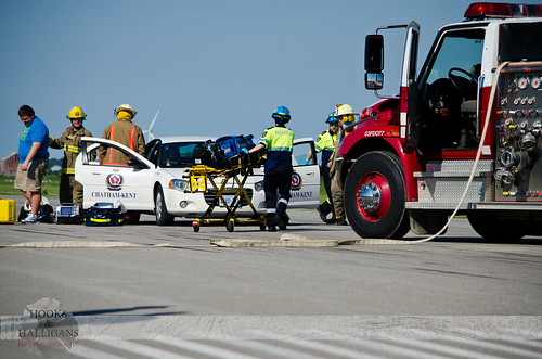 C-K Fire - 16-11, Mock Emergency Excercise, 19-06-2013