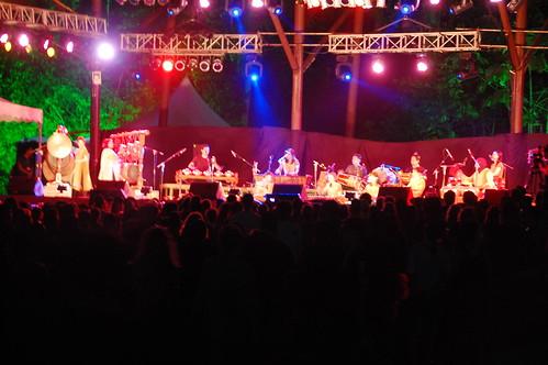 Sarawak Borneo music festival
