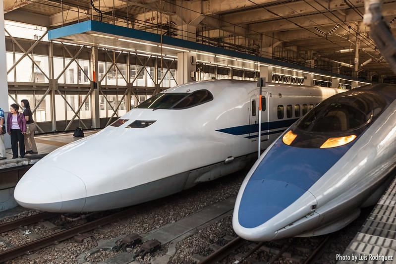 Shinkansen serie 700
