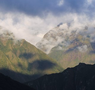 Andean sunshine on the Inca Trail