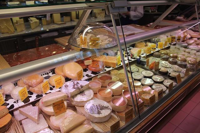 onde comprar os melhores queijos em paris