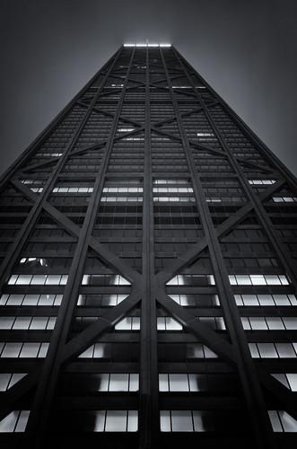 travel light blackandwhite bw usa chicago colour building art up vertical architecture night digital skyscraper john landscape illinois looking hancock range dri blending selenium i2654177969ampkwdkzmjpamplb1ampsa blendingdynamic increasedri