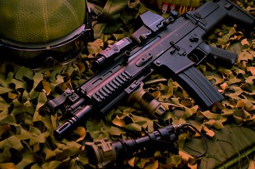 D-BOYS FN-SCAR-L