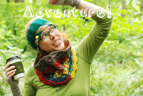 adventure knit items!