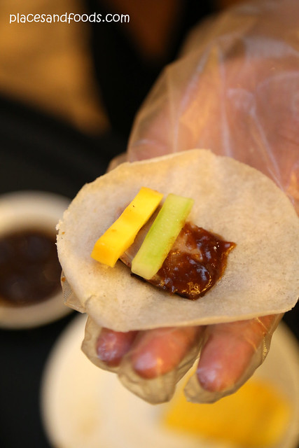 wan li mango peking duck