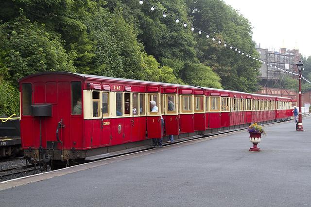 Isle of Man Railway Coaches