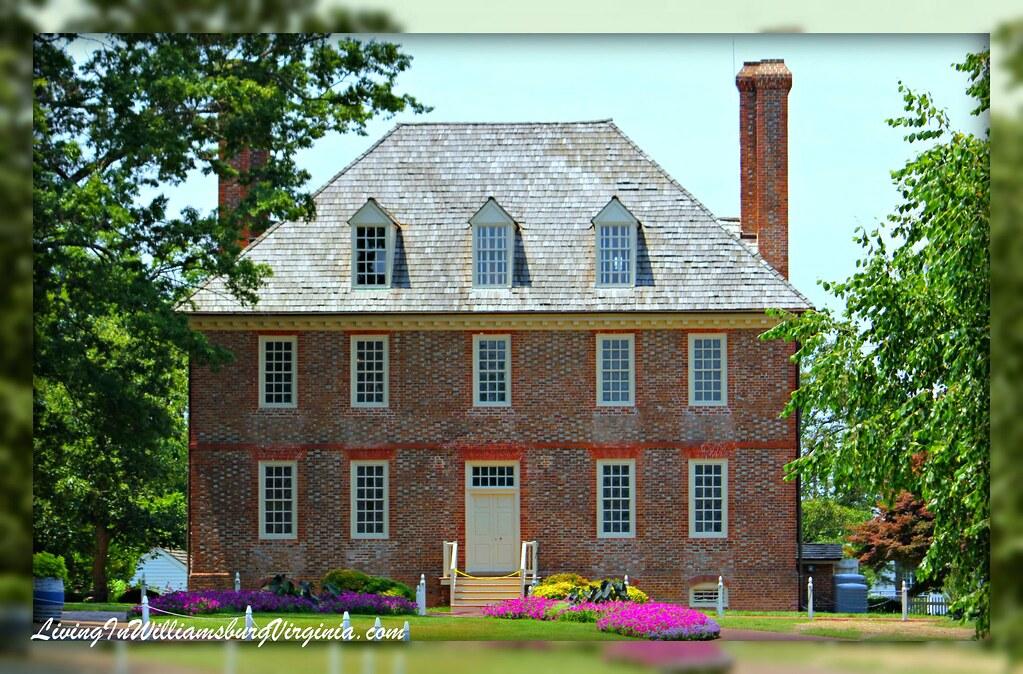 Powhatan Plantation House