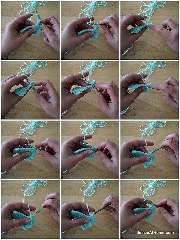 Half-Double-Crochet-steps