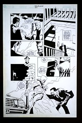 Hellblazer Issue 180 Page 2 by Karon