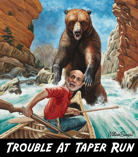 TROUBLR AT TAPER RUN by WilliamBanzai7/Colonel Flick