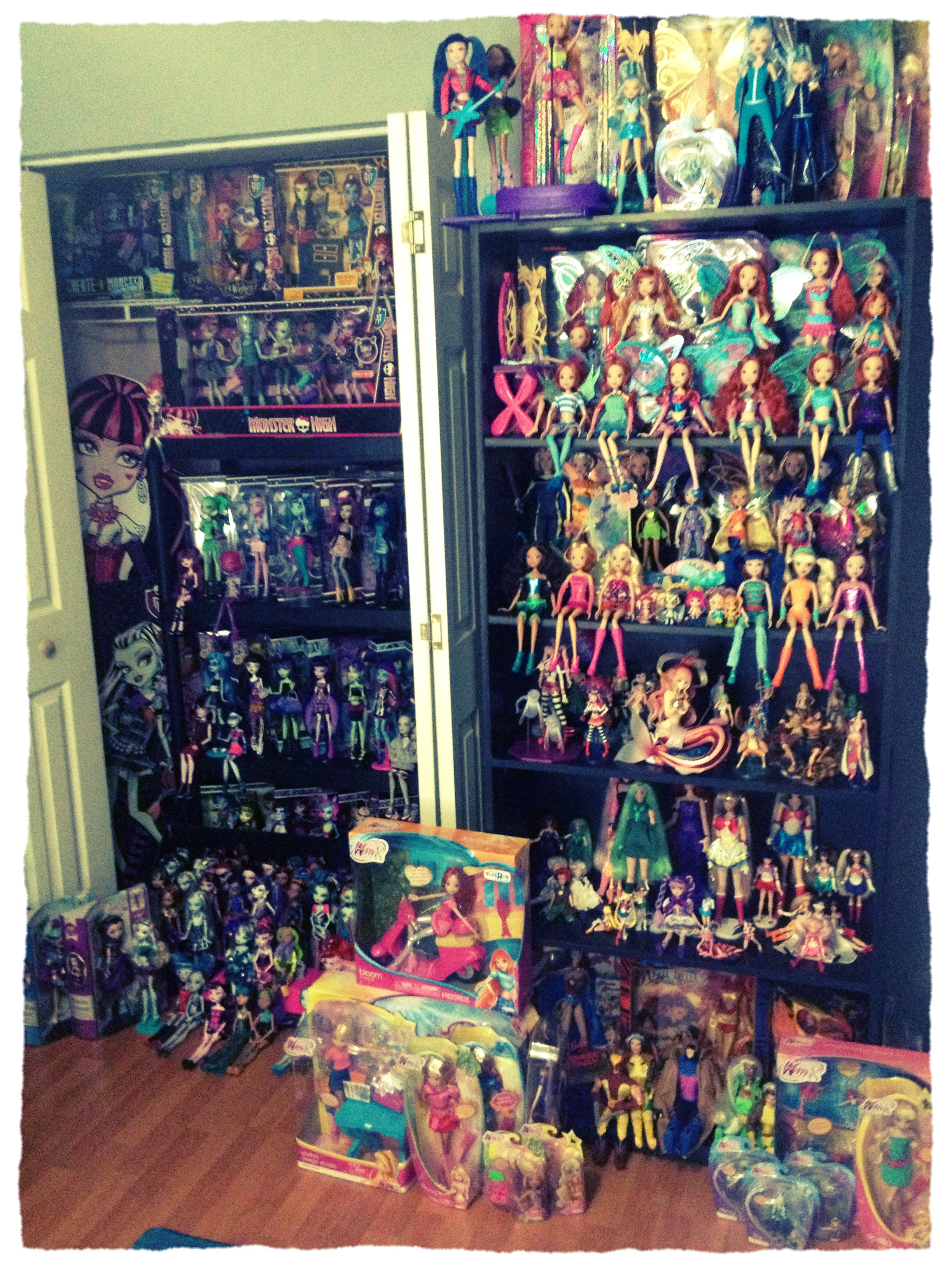Collection Dolls Monster High Disney Doll/monster High