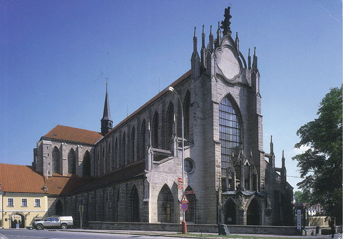 Kutná Hora: Historical Town Centre with the Church of St Barbara and the Cathedral of Our Lady at Sedlec