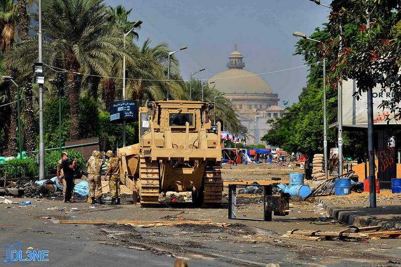 اعتصام رابعة العدوية