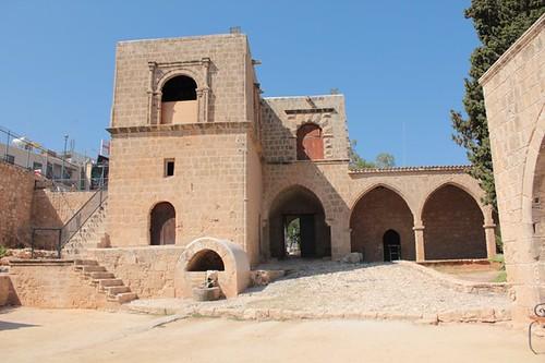 Ayia Napa: monastero