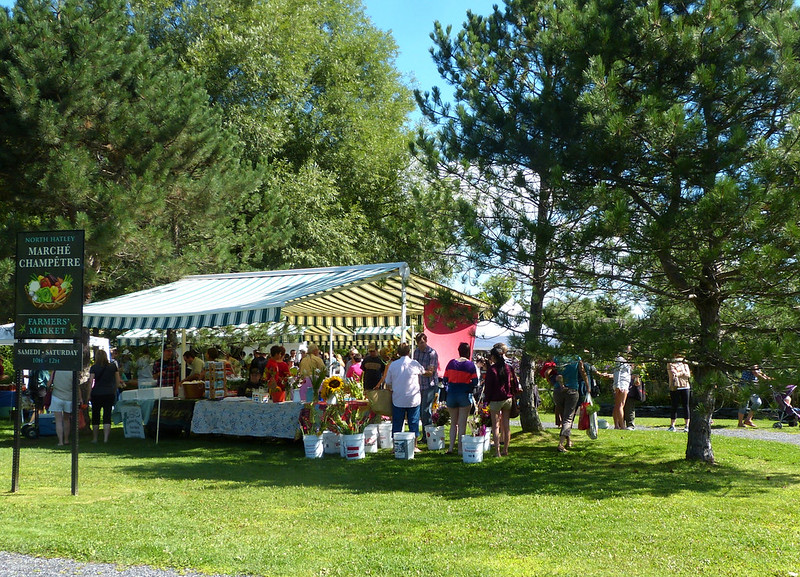 North Hatley Farmers' Market