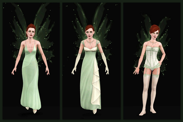 Artemesia, La Fee Verte_Clothes 01