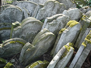 St Pancras Old Church Graveyard, London