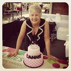 Happy Birthday, Lannie!