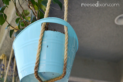 Hanging Basket Tutorial Step 2