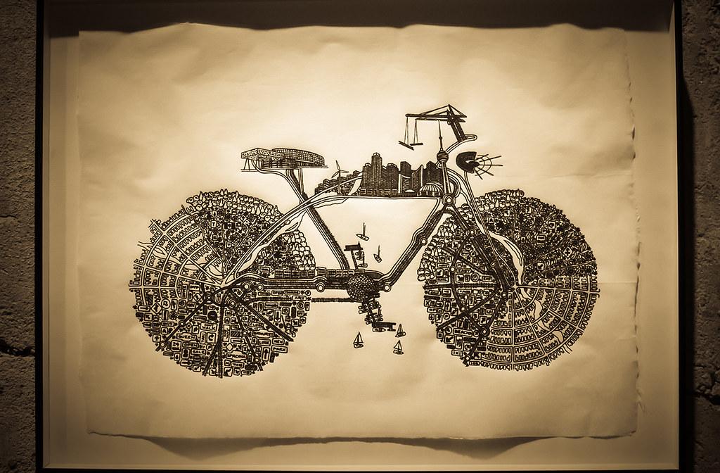 Cycle T.O by Bradley Emsley