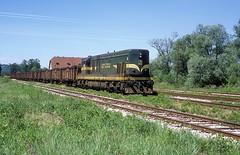 * Jugoslawien  Dieselloks 661 241  bis  734 031