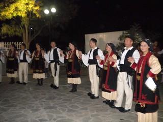 54η γιορτή κρασιού αμπελώνα στον Τύρναβο πολιτιστικός σύλλογος Τυρνάβου